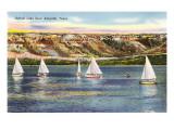 Buffalo Lake  Amarillo  Texas