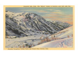 Alta Ski Basin  Utah