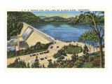 TVA Norris Dam  Tennessee