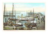 Old Harbor  Block Island  Rhode Island