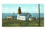 Point Judith Lighthouse  Rhode Island