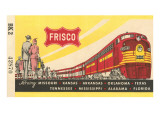 Frisco Train Ticket