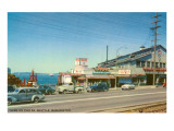 Ivars on Pier 54  Seattle  Washington