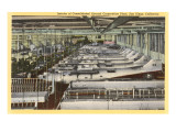 Consolidated Aircraft Plant  San Diego  California
