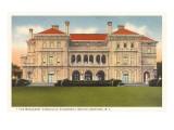The Breakers  Vanderbilt Residence  Newport  Rhode Island