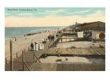 Boardwalk  Virginia Beach  Virginia