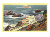 Cliff House  Seal Rocks  San Francisco  California
