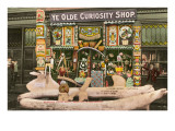 Ye Olde Curiosity Shop  Seattle  Washington
