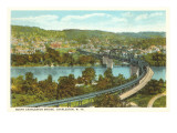 South Charleston Bridge  Charleston  West Virginia
