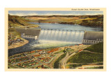 Grand Coulee Dam  Washington