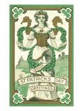 Irish Lass  Erin Go Bragh