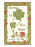 St Patricks Day  Greetings  Etc