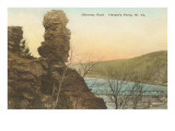 Chimney Rock  Harper&#39;s Ferry  West Virginia