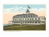 Spring House  Block Island  Rhode Island