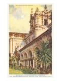 Casa del Prado  Balboa Park  San Diego  California