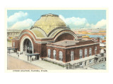 Union Station  Tacoma  Washington