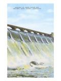 Spillway  Grand Coulee Dam  Washington