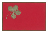 St Patricks Day  Four-Leaf Clover