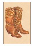 Fancy Cowboy Boots