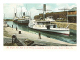 Dry Dock  Newport News  Virginia