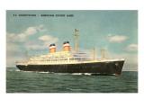 SS Constitution  Ocean Liner