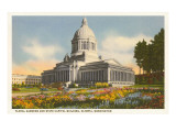 State Capitol  Olympia  Washington