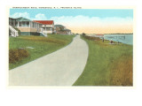 Narragansett Road  Prudence Island  Rhode Island
