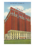 William Penn Hotel  Pittsburgh  Pennsylvania