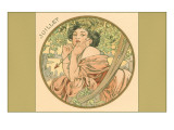 Art Nouveau Juillet
