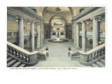 Staircases  State Capitol  Salt Lake City  Utah