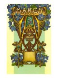 Art Nouveau March  Aries
