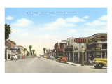 Main Street  Oceanside  California