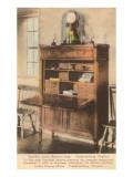 Monroe's Desk  Fredericksburg  Virginia