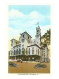 Jefferson Hotel  Richmond  Virginia