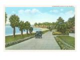Seashore Drive  Santa Barbara  California