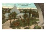 Wright Park Conservatory  Tacoma  Washington