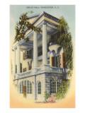 Ashley Hall  Charleston  South Carolina
