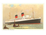 Cunard Mauretania  Ocean Liner