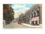 Bellevue Avenue  Newport  Rhode Island