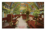 Interior  Schlitz Garden  Milwaukee  Wisconsin