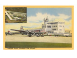 Kanawha Airport  Charleston  West Virginia
