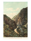 The Narrows  Ogden Canyon  Utah