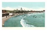 Beach  Narragansett Pier  Rhode Island