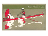 Happy Valentine's Day  Rower and Belle