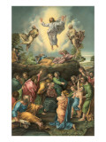 Ascension of Jesus into Heaven