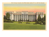 Greenbrier Hotel  White Sulphur Springs  West Virginia