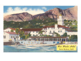 Mar Monte Hotel  Santa Barbara  California