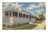 Pelican Diner  Retro