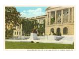 Lincoln Monument  University  Madison  Wisconsin