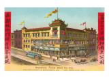 Nanking Fook Woh  Chinatown  San Francisco  California